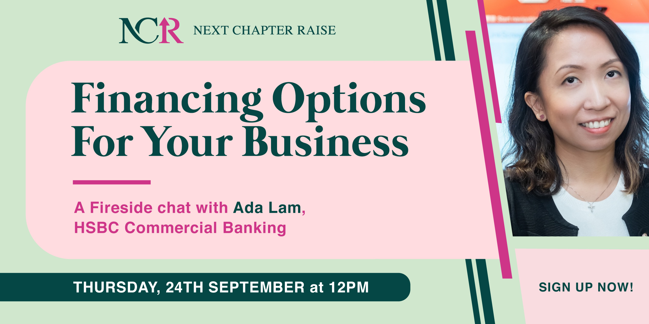 Fireside Chat with Ada Lam